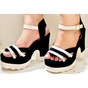e63d052840 Sandalias Salto Alto Fino Promocao - Sapatos Coral no Mercado Livre ...