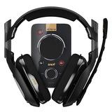 Audifono Microfono Logitech Astro A40tr Para Ps4 + Mixamp