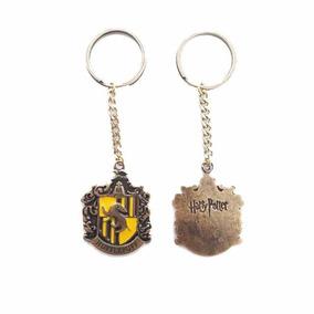 Chaveiro Harry Potter Hufflepuff