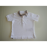fa25d0f9b Camisa Polo Burberry Original 12 18 Meses Infantil Menino