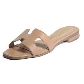 fffd12bff05 Sapatos Couro Cafe Feminino - Sapatos Bege no Mercado Livre Brasil