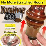 Forniture Feet, Protectores Para Patas De Sillas Y Sillones