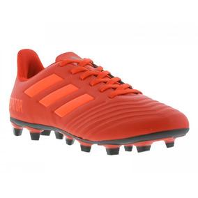Chuteira Adidas Predator Vermelha E - Chuteiras no Mercado Livre Brasil c278ed85108a4