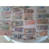 Lote De Billetes Antiguos Consulte