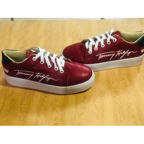 Tenis Casual Tommy De Mujer