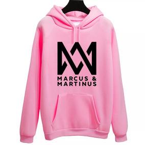 Marshmallow Dj Casaco Feminino - Moletom Femininas no Mercado Livre ... 70bb098f027e8