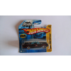 Batmóvel Hotwheels Firsteditions 2007