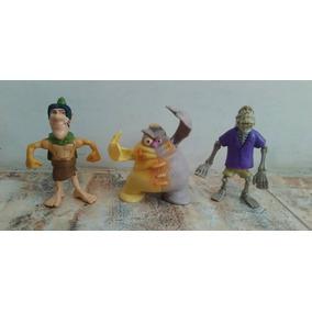 Coleccion De Juguetes De Macdonals Para Niñas Y Niños