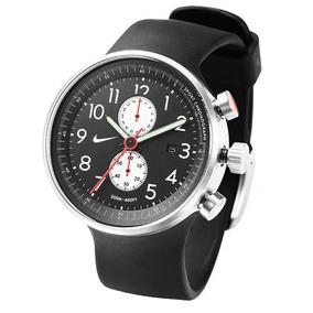 1bb0880e418 Raro Relógio Nike Heritage Wc0053 Lindo Na Caixa Ac Trocas