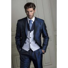 08093be093793 Vestido De Matrimonio Para Hombre. Usado - Cesar · Trajes Novio Matrimonio  Slim Fit Italiano Moderno
