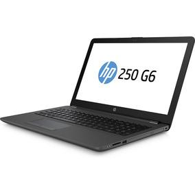 Laptop Hp 250 G6 Intel Core I3 6ta Gen 8gb Ram Hdd 1tb Nueva