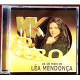 Cd Léa Mendonça - Mk Ouro - Tiragem Aa