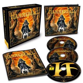 Hammerfall - Glory To The Brave 20 Year Anniversary 2 Cd+dvd