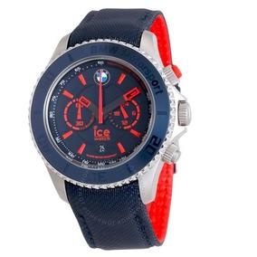 d378d8a3585 Relógio Masculino Bmw Motorsport 48mm Ice Com Cronógrafo