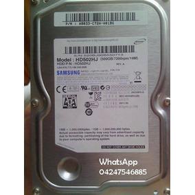 Disco Duro Samsung 500gb