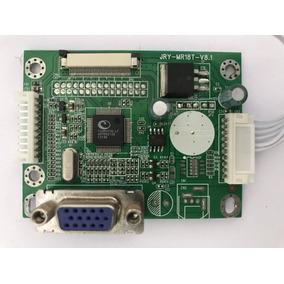 Placa Principal Monitor Led Duex Jry-wr18t-v8.1