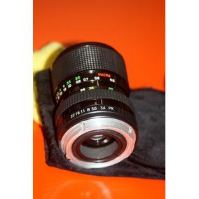 Lente 28-70 3.4 Para Camara Canon Ef. Manual Joyas Luminoso