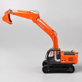 Miniatura Escavadeira Hitachi Zaxis 200 - Escala 1/50