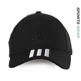 Gorra adidas Cap Cotton S98156 Negro Unisex Original