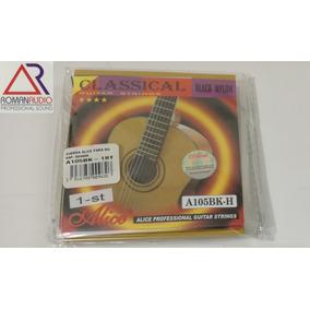 Cuerda Primera Para Guitarra Clasica Alice (nylon)