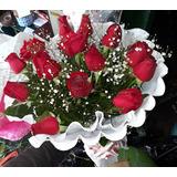 Rosas Flores Ramos Envios A Domicilio