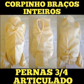 Corpinho Braços Inteiros / Pernas 3/4