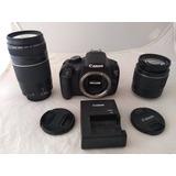 Canon Revel Eos T 5 Con Lentes