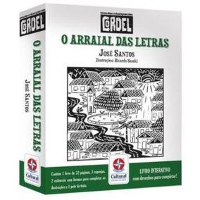 O Arraial Das Letras - Estrela Cultural
