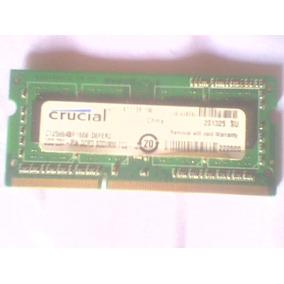 Memoria Ram Ddr3 2gb Para Laptop