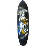 Shape Sector 9 Brandy 40 X 10.2 Preto