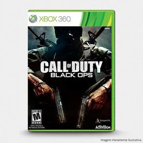 Call Of Duty Black Ops - Novo Lacrado - Xbox 360
