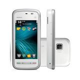 Nokia 5230 Single 2g 2mp Branco Vitrine 3
