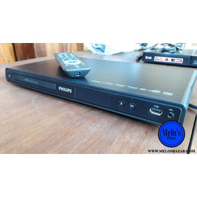 Dvd Player Philips Dvp3560k