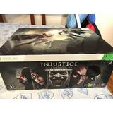 Injustice (1) Battle Edition Para Xbox 360
