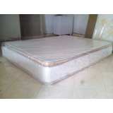 Colchon Queen 60 Doble Pillow Top Ortopedico Pillowtop