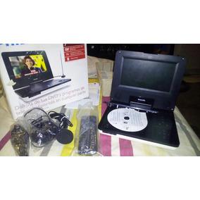 Dvd Y Tv Portatil Philips 7