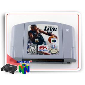 nba live 2000 n64