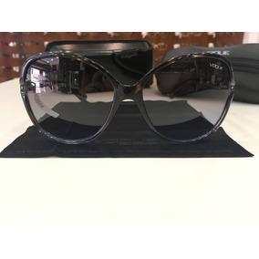 033d75151d9ed Oculos Vogue Vo2568 S Marrom - Óculos no Mercado Livre Brasil