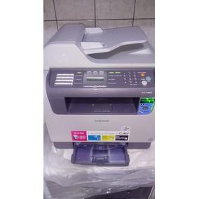 Multifuncional Laser Samsung Color Clx3160fn