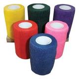 Bandagem/atadura Elástica Flexível Tipo Coflex 5cm