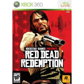Jogo Reddead Redeptions Midia Digital Xbox 360