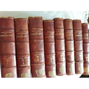 8volms Derecho Civil Colin Y Capitant Anos 20-leia Descrição