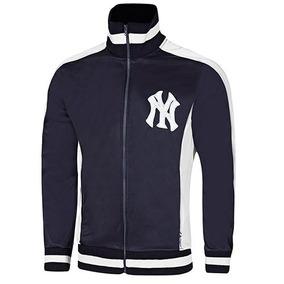 Sudadera Majestic Ny Yankees Tracktop Mc03-0001 Caballero Oi