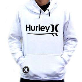 Moletom Hurley Masculinas Branco no Mercado Livre Brasil 46725625165