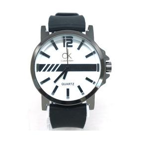 Relogio Calvin Klein Masculino De Borracha - Relógios De Pulso no ... 2d0ca98f74