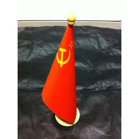 Bandeira De Mesa Da União Soviética (urss)