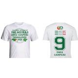 Camisa Palmeiras Enea Campeão Brasileiro - Promoçâo