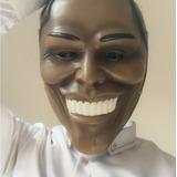 Máscara Barack Obama Alta Qualidade