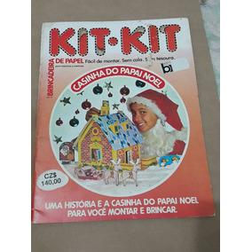 Kit Kit Revista Montar Antiga Nao Destaque Brinque