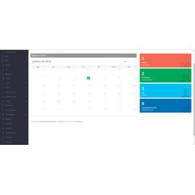 Sistema Erp De Gestão Escolar Pro + App Android E Ios